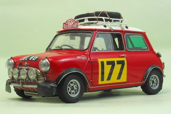 morris mini cooper 1275s 1967 monte carlo rally. Black Bedroom Furniture Sets. Home Design Ideas